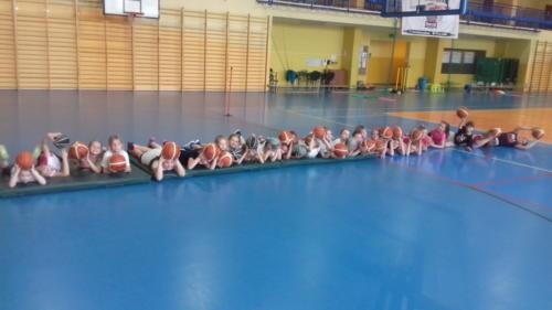 Trening małych PANTEREK - 21-05-2019r.